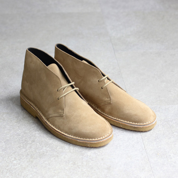 <30% OFF> HARROW TOWN STORES / Chukka Boots - Sand Beige