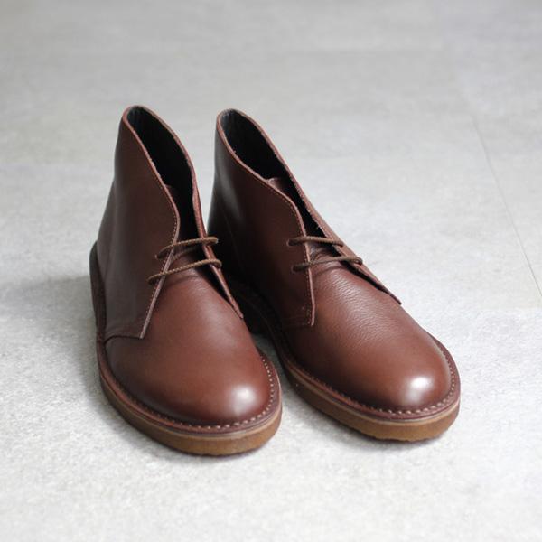 <30% OFF> HARROW TOWN STORES / Chukka Boots - Dk.Brown