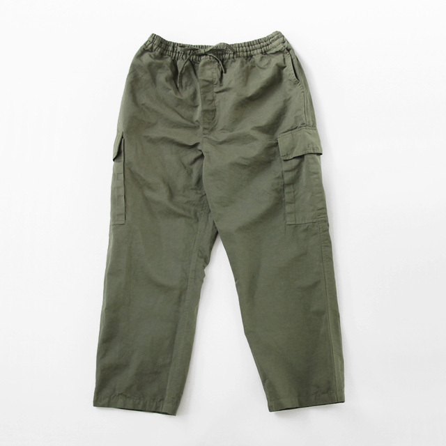 HARROW TOWN STORES / Cargo Easy Pants - Olive