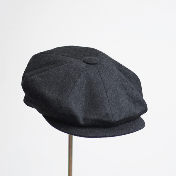 James Lock / Muirfield - Loden Cloth - Charcoal