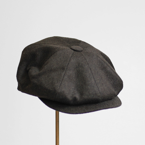 James Lock / Muirfield - Loden Cloth - Charcoal Brown