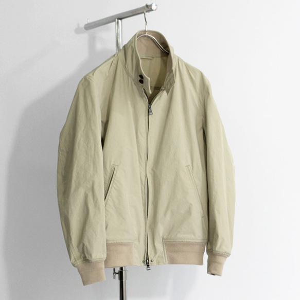 MIDA / Harrington Jacket - Beige