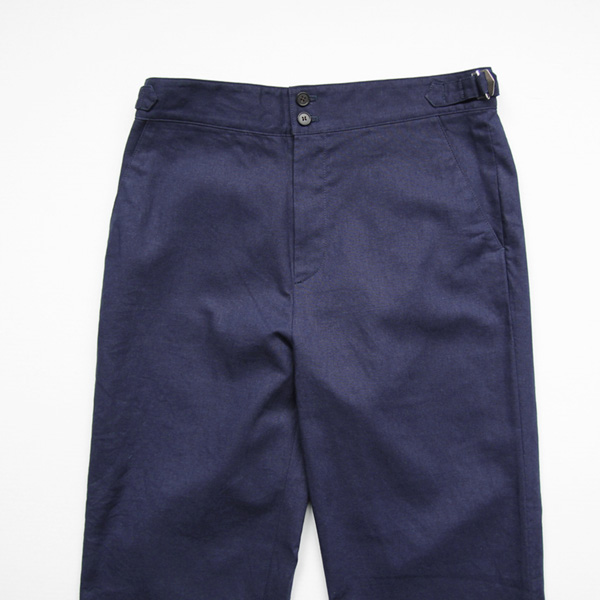 Montmorency / Classic Easy - Linen Cotton - Navy