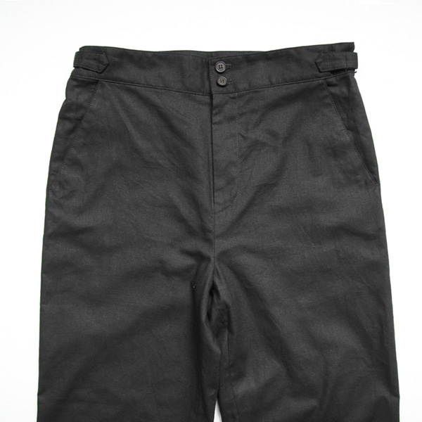 Montmorency / Classic Easy - Linen Cotton - Black