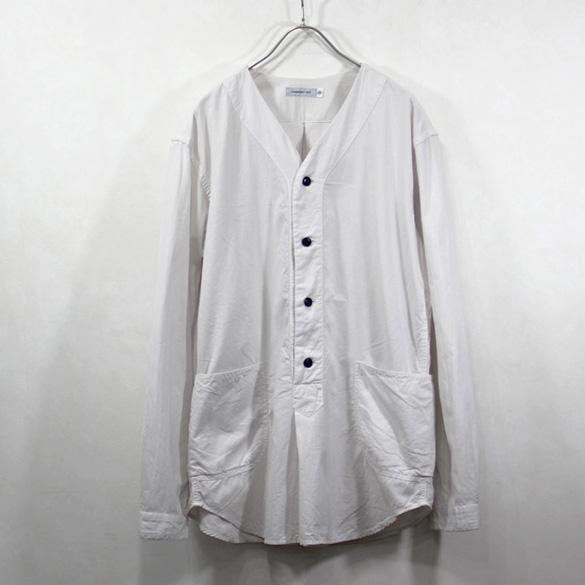 <35% OFF> Ordinary fits / Talking Shirt - Lt.Grey