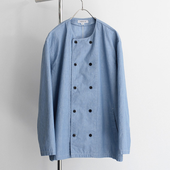 <30% OFF> Ordinary fits / Cook Shirt - Chambray