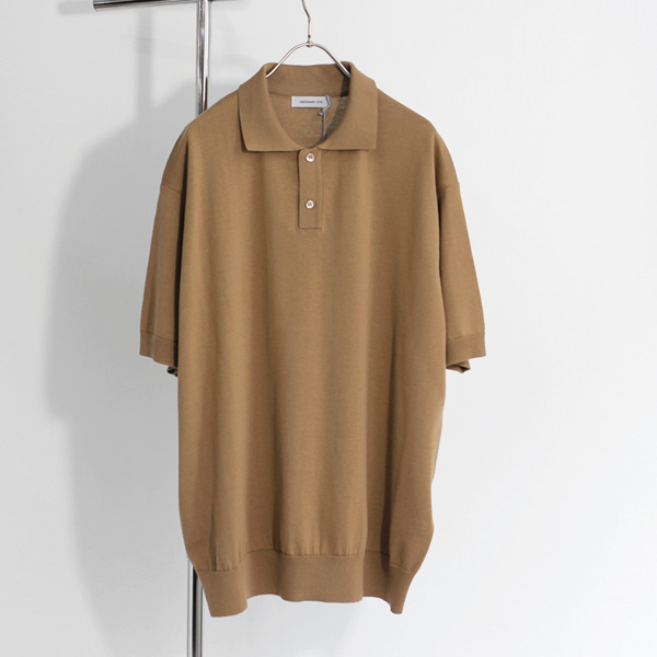 <30% OFF> Ordinary fits / Polo Knit - Beige