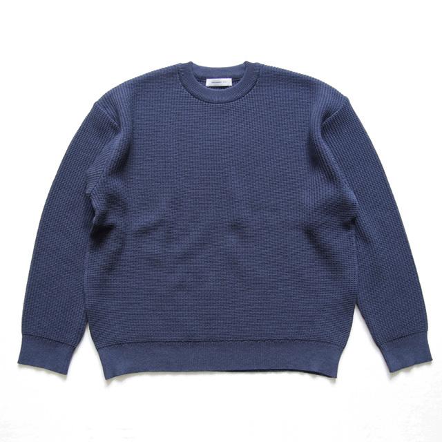 Ordinary fits / Regular Knit - Navy