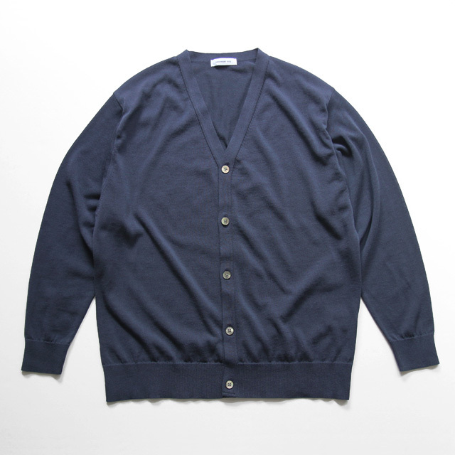 Ordinary fits / Knit Cardigan - Navy