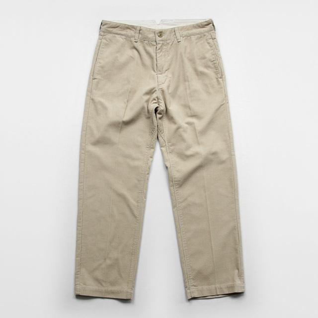 Ordinary fits / Yard Trouser - Corduroy/Ivory