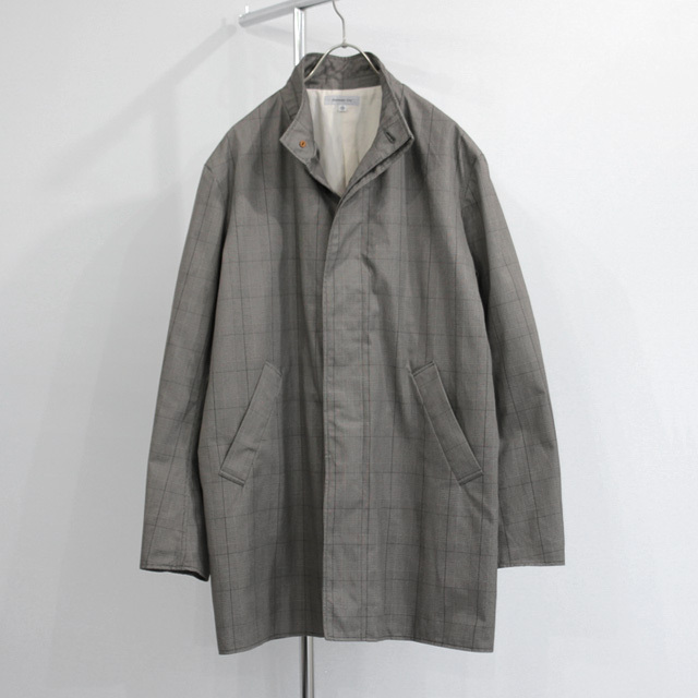 Ordinary fits / Swing Coat - Glen Check