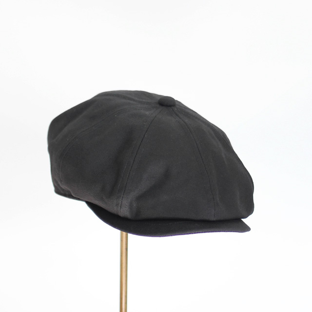 The Skilled Workers / Cotton Casquette - Black