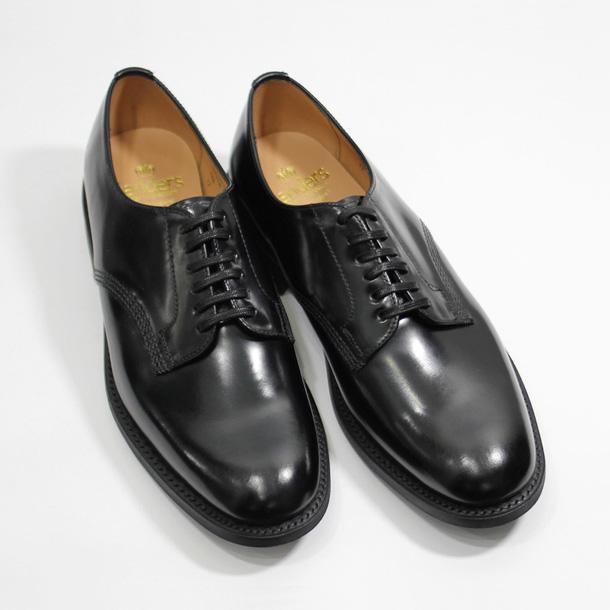 SANDERS / Officer Shoe - Black