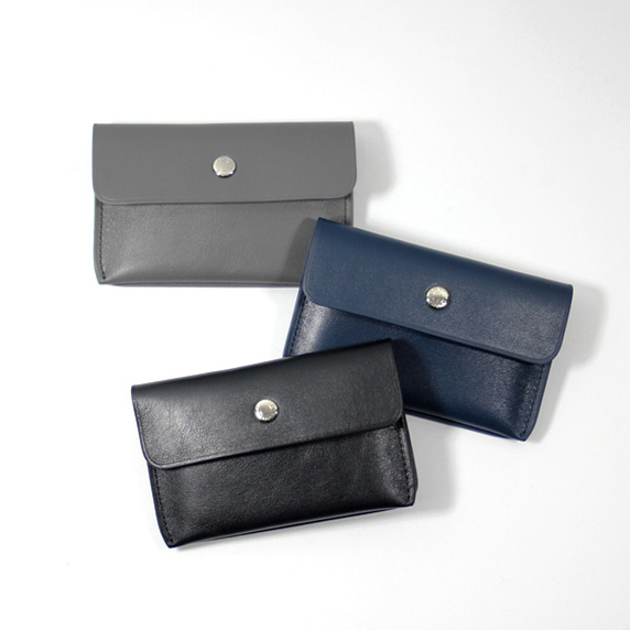 <30% OFF> STANDARD SUPPLY / Leather Card Case