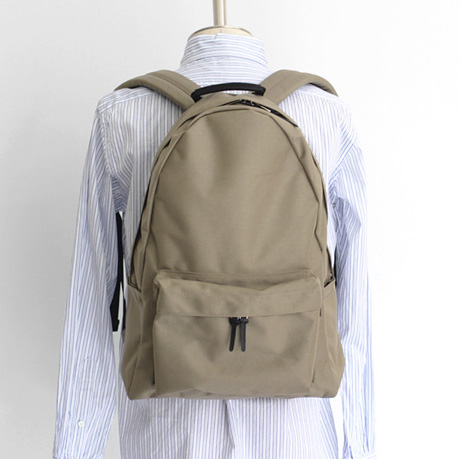 <30% OFF> STANDARD SUPPLY / Green Line Daily Daypack - Beige