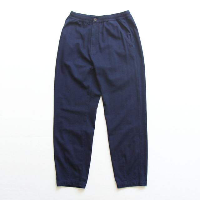 Universal Works / Track Trouser - Herringbone Denim