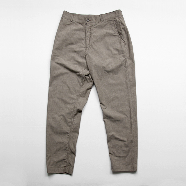 Universal Works / Military Chino - Washed Suiting/Sand