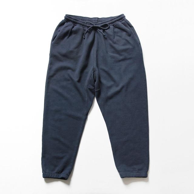 Universal Works / K Track Pant - Dry Handle Loopback Deep Blue