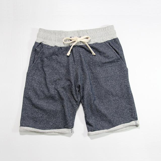 VESTI / Sweat Shorts - Navy Melange