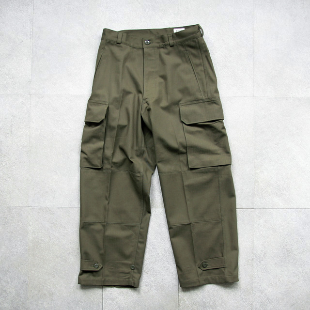 Ordinary fits / M-47 Type Cargo Pants