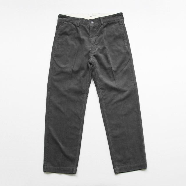 Ordinary fits / Yard Trouser - Corduroy/Grey