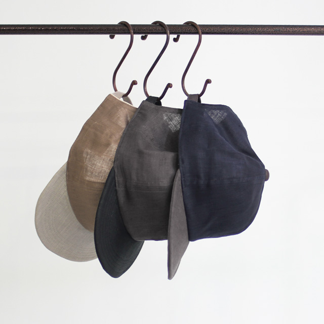 The Skilled Workers / Linen BB Cap
