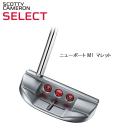 タイトリスト 2016年モデル スコッティ・キャメロン セレクトパター ニューポート M1 マレット 33インチ