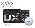 ダンロップ ゼクシオ ユーエックス エアロ ボール ホワイト 1ダース XXIO UX−AERO
