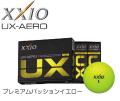 ダンロップ ゼクシオ ユーエックス エアロ ボール  パッションイエロー XXIO UX−AERO