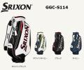 ダンロップ スリクソン キャディバッグ GGC−S114 SRIXON