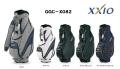 ダンロップ ゼクシオ  キャディバッグ GGC−X082 XXIO 2017年モデル