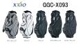 ダンロップ ゼクシオ キャディバッグ GGC−X093 XXIO 2018年モデル
