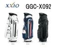 ダンロップ ゼクシオ  キャディバッグ GGC−X092 XXIO 2018年モデル