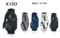 ダンロップ ゼクシオ  キャディバッグ GGC−X105 XXIO 2019年モデル