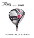 レディス ブリヂストン TOUR B JGR ピンク ドライバー [AiR Speeder JGR]
