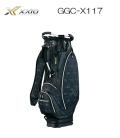 ダンロップ ゼクシオ キャディバッグ GGC-X117 XXIO 2020年モデル