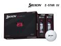 ダンロップ スリクソン Z-STAR XV ホワイト 1ダース SRIXON
