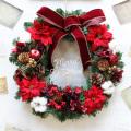ビックサイズ 大きいサイズのクリスマスリース【送料無料】