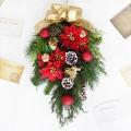 クリスマス スワッグリース 玄関【送料無料】
