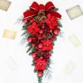 特大 大きい クリスマス スワッグリース 玄関【送料無料】