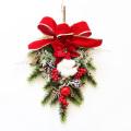 クリスマスリース スワッグリース 玄関飾り
