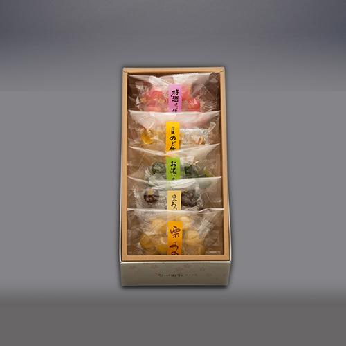 京の彩 京飴5種