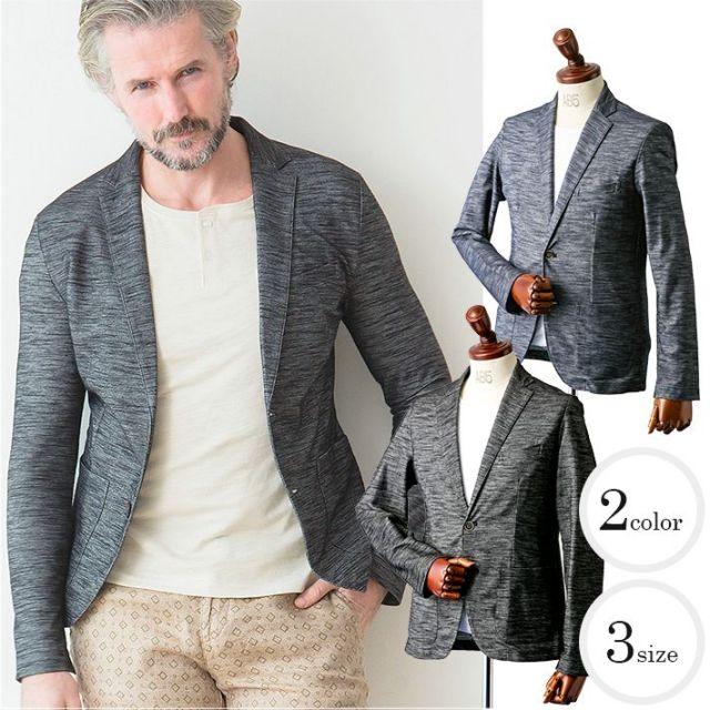 [ネット限定商品]SALE クールマックス スラブカットソーシャツジャケット 370211 G-stage(ジーステージ)