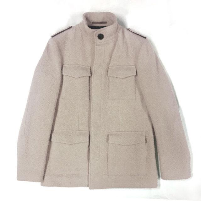 [ネット通販限定品]SALE イタリア製 ELEVENTY ウール100 カセンティーノ CAS18006 ミリタリー ジャケット コート イレブンティ cas18006 ELEVENTY(イレブンティ)