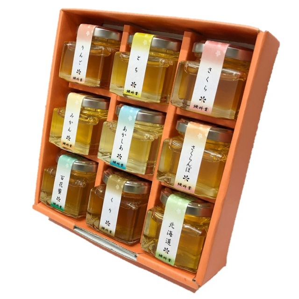 国産蜂蜜50gギフト