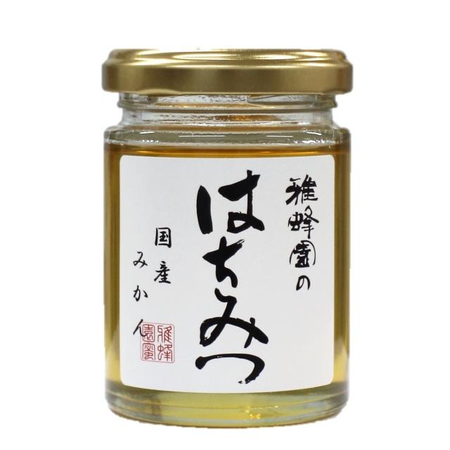 国産蜂蜜みかん120g