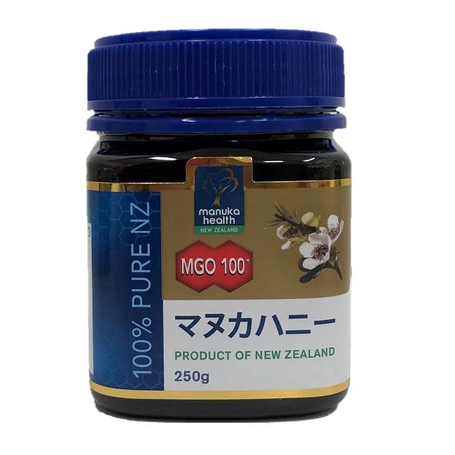 マヌカハニーMGO100+ 250g