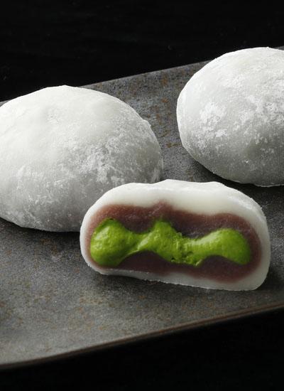 クリーム大福「餅スイーツ みやび」