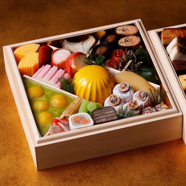 日本料理「渡風亭」おせち