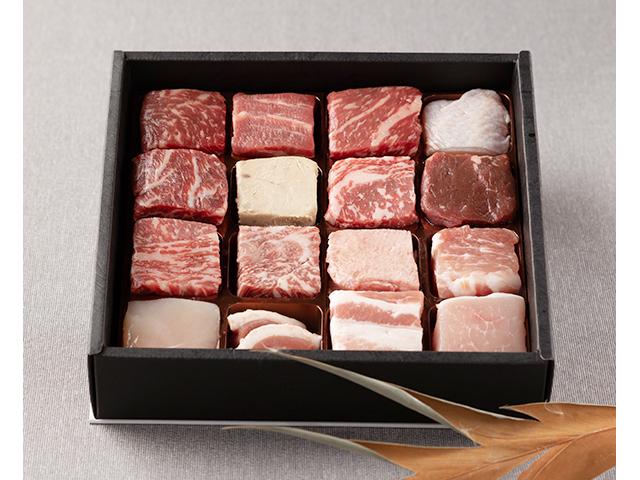肉ちょこ(1部位16種)